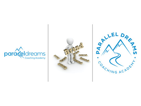The evolving brand: Parallel Dreams Coaching Academy