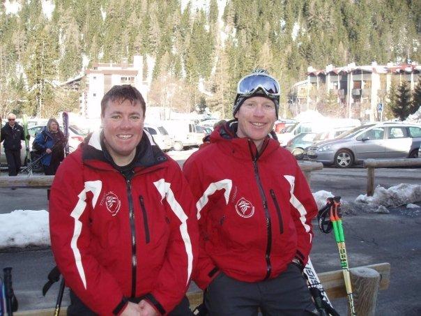 Andrew Lockerbie & Mo Duffy
