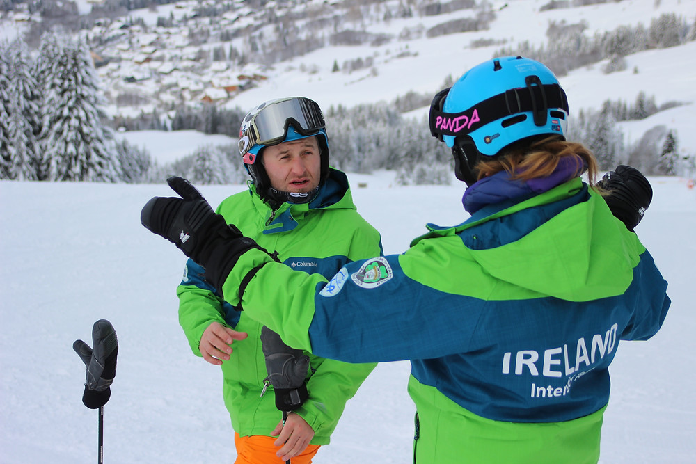 Irish Interski Team Selection