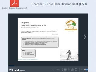 Chapter 5 - Core Skier Development (CSD)