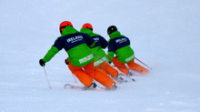 Interski Demo Team Training in Kaprun