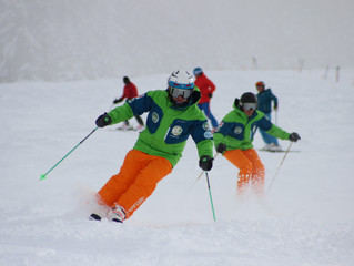 The Irish Interski Team for Pamporovo 2019 is announced..
