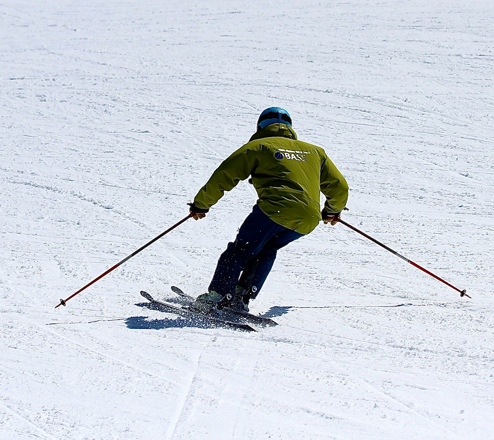Derek Tate BASS Chamonix Ski School Director