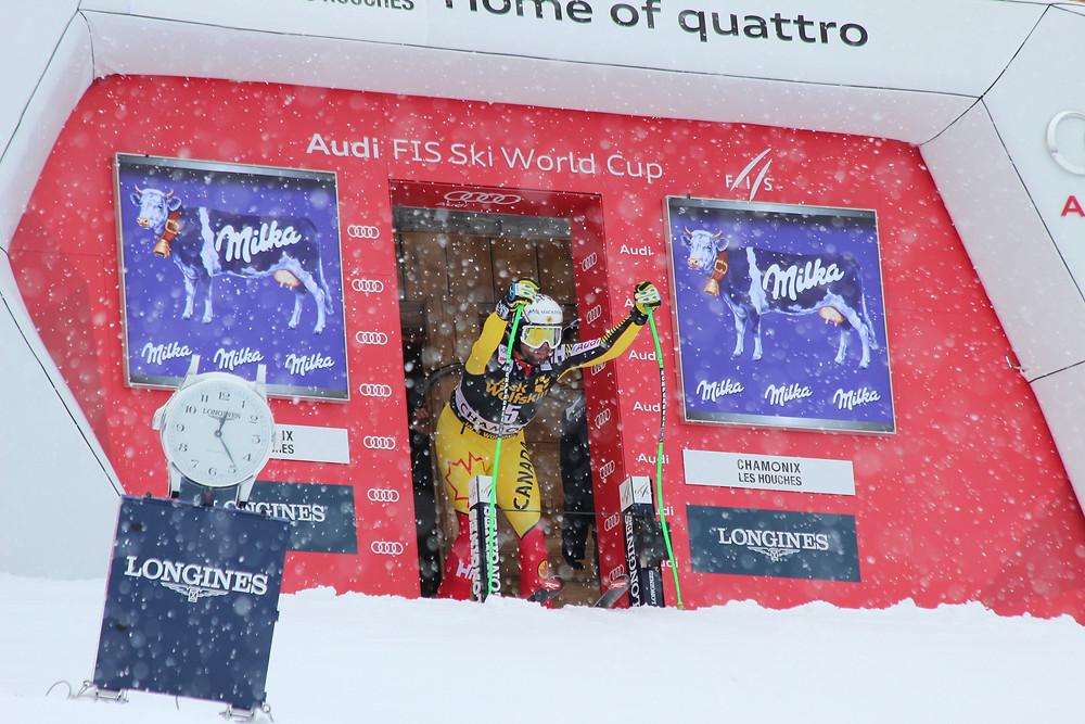 Chamonix World Cup Mens Downhill