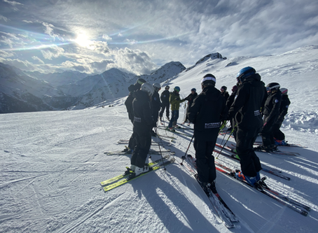 Developing Flow for ski instructors and their guests