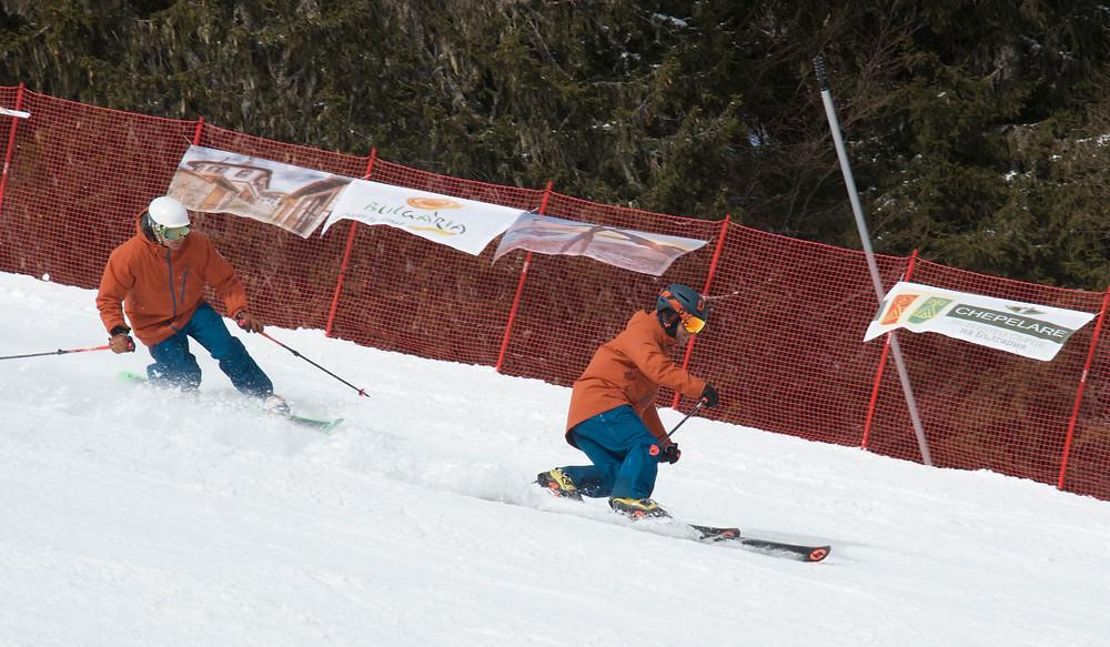 Team USA, Telemark skiers