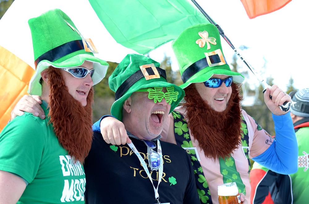 St. Patrick's Day at Interski 2019