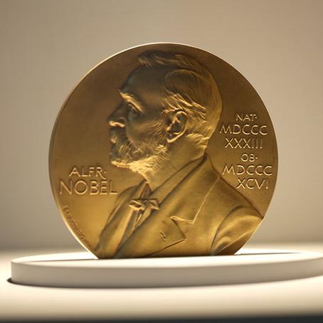 جائزة نوبل تنتظر!