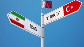 إيران وتركيا والمال القطري المهدور!