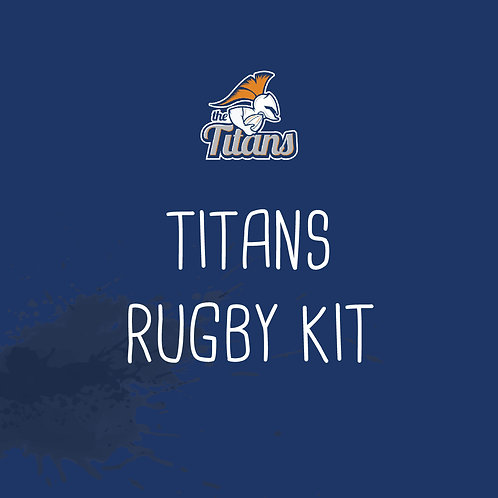 Titans Rugby Kit