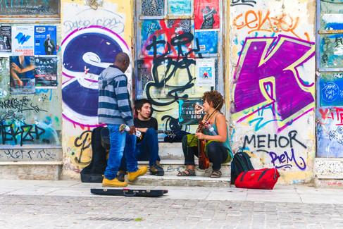 Humans - Athens