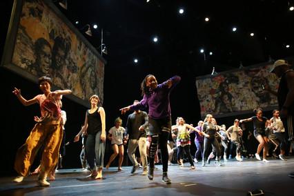 The Arts Center at NYUAD