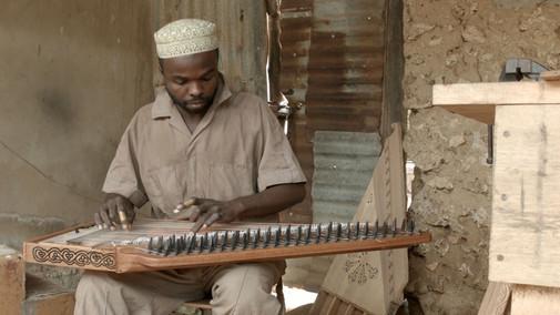 The Qanun Maker of Zanzibar