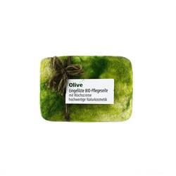 Olive FIlzseife gross