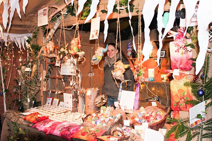 Weihnachtsmarkt Murten