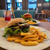Check out our burgers!
