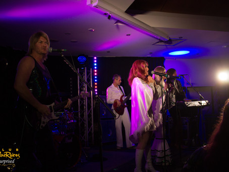 ABBA LIVE comes to CPR