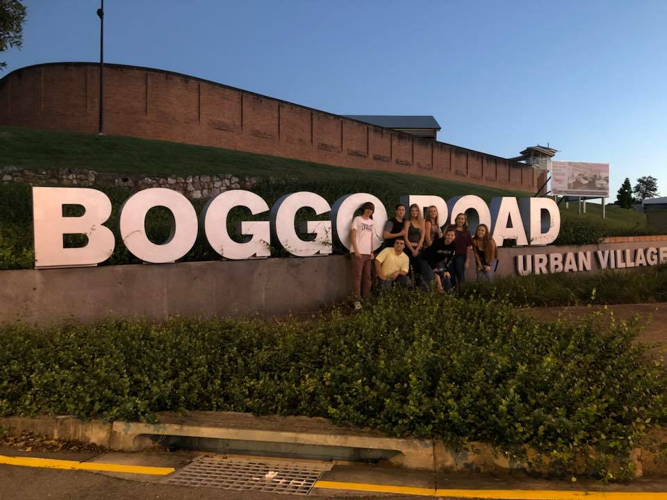 Boggo Road Tour