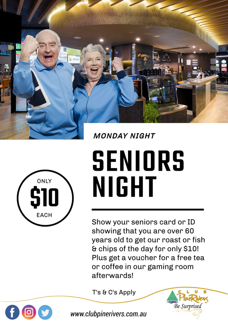 Seniors Night