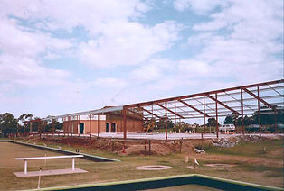 Club Pine Rivers being built