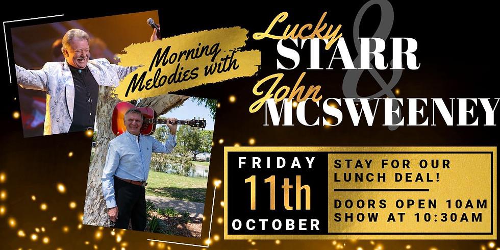 Lucky Starr & John McSweeney