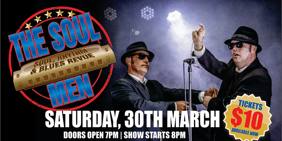 The Soul Men Blues Brothers Show