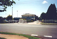 Club Pine Rivers entrance