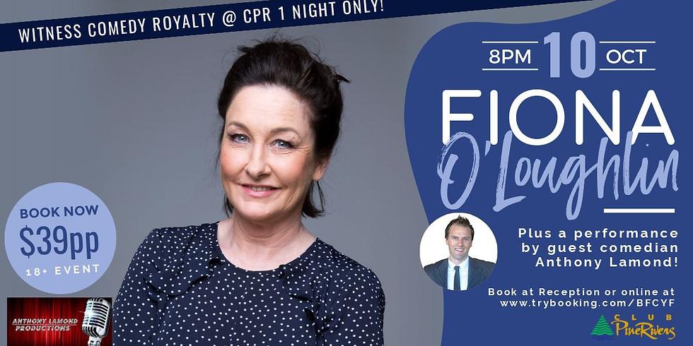 Fiona O'Loughlin Comedy Show