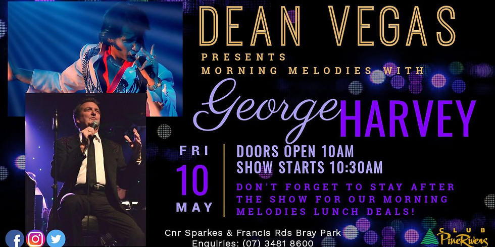 Dean Vegas & George Harvey