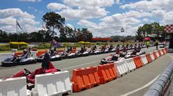 Go Karting Staff Outing