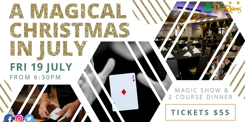 Magical Christmas in July