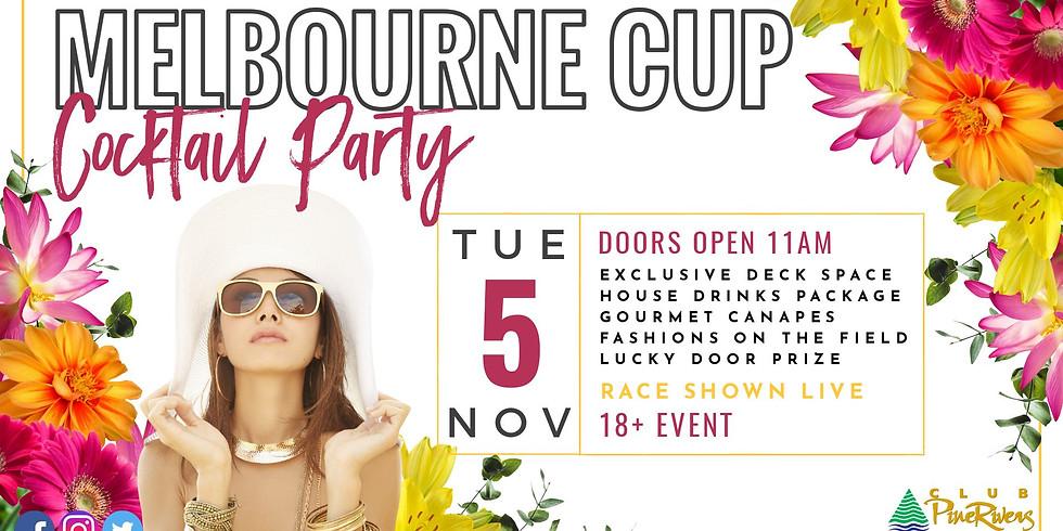 Melbourne Cup Cocktail Party