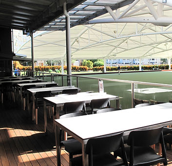 Shades Restauant Deck