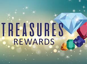 Treasures Rewards