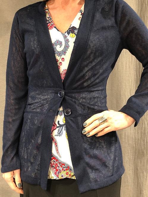 Cardigan corseté S640