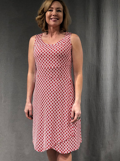 Robe corsetée porte-feuille S599