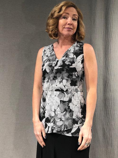 Camisole corsetée porte-feuille S694