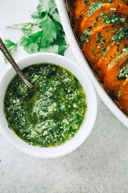 Green  Goodness Pesto (vegan)