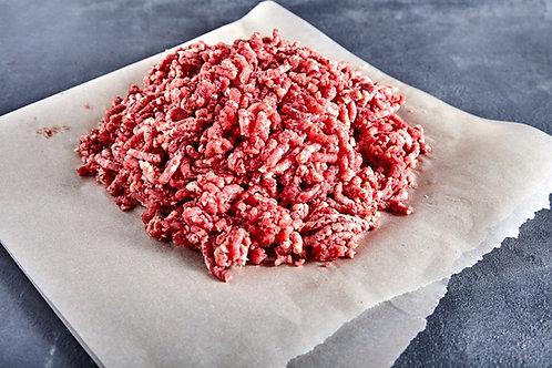 Ground Beef: 1lb