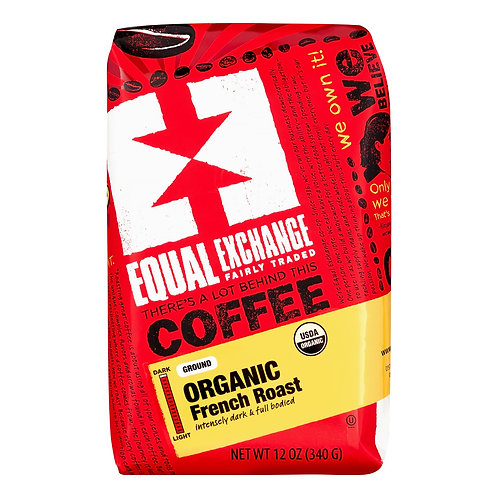Organic French Roast Coffee (whole bean)