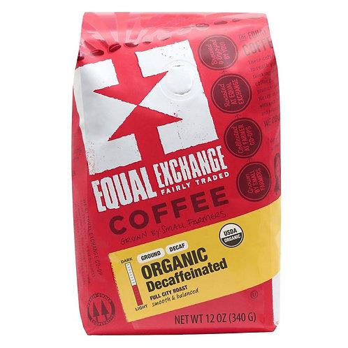 Organic Decaf Coffee (ground)