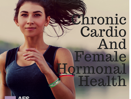 The Impact of Chronic Cardio on Female Hormonal Health