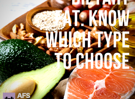 Dietary Fat: Know Which Type To Choose
