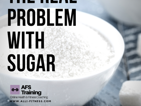The Real Problem With Refined Sugar