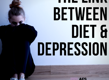 The Food Mood Connection: Examining the Link Between Diet & Depression