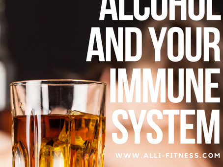 Alcohol & Your Immune System