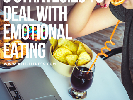8 Strategies to Deal with Emotional Eating