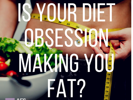 Is Your Diet Obsession Making You Fat?