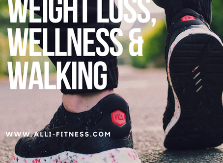 Weightloss, Wellness & Walking
