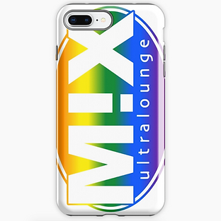 Mix Ultralounge Iphone cover